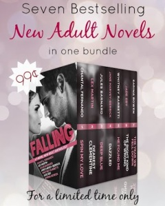 8x10 FB promo ad for Falling