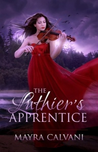 The Luthier's Apprentice Cover